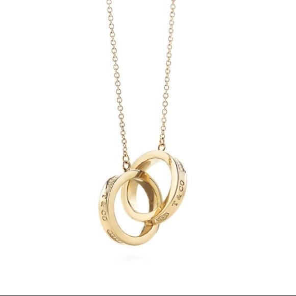 f6f2c0887 Tiffany & Co. Jewelry | Tiffany Co 1837 Interlocking Circles Pendant ...